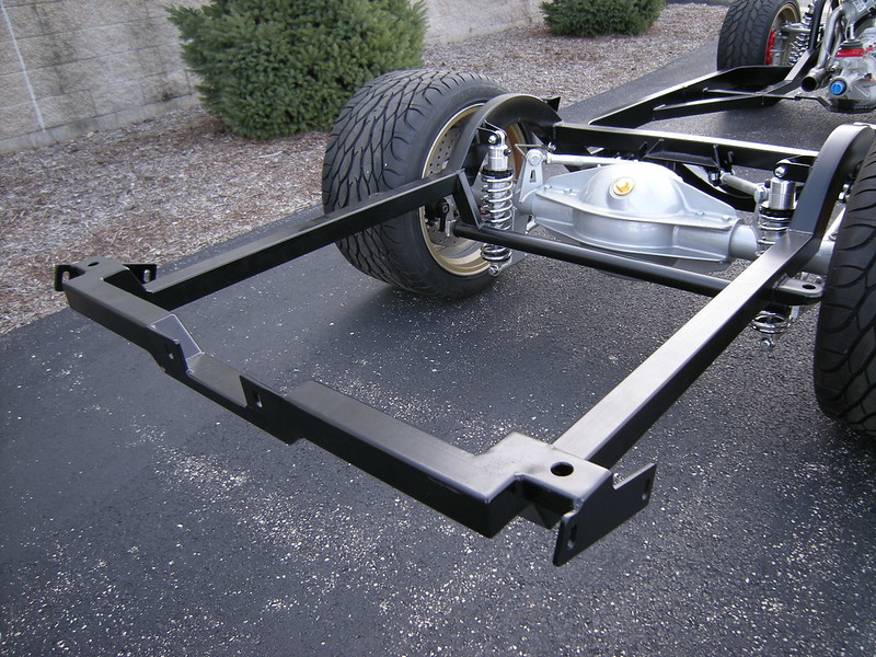 1964 1965 1966 1967 A-body Chevelle Chassis Suspension System ...