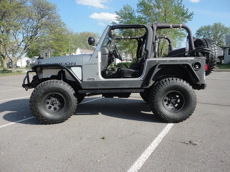 Pro Comp Wheels Jeep Tj