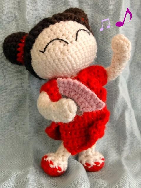Amigurumi China Doll Flickr - Photo Sharing!