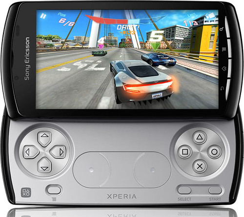 Xperia Play: Celular Android con Certificacion Playstation