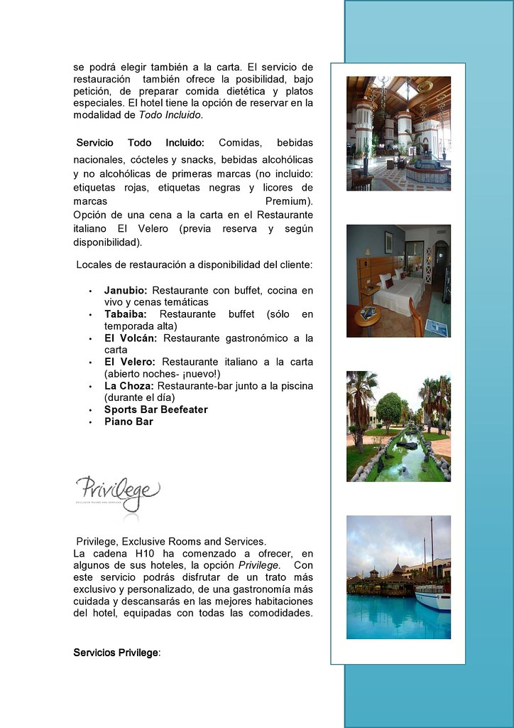 H10 Rubicón Palace Lanzarote