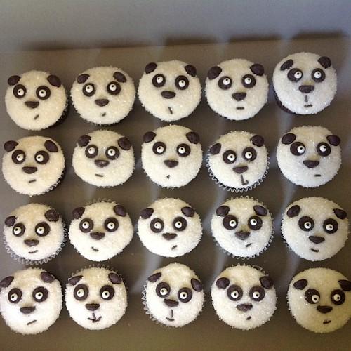 Panda zombies.