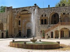 Beiteddine – libanonská Alhambra pro snivou kontemplaci