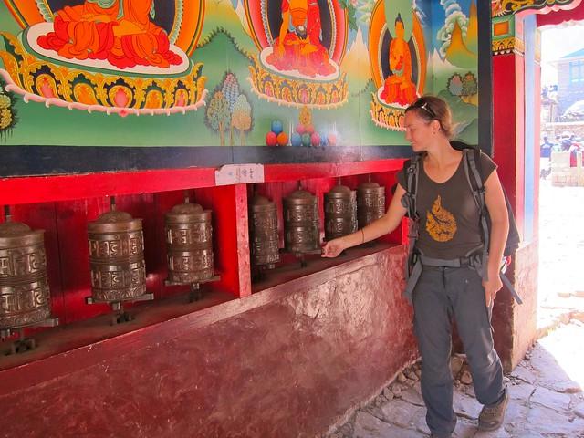 Phakding to Namche Bazar