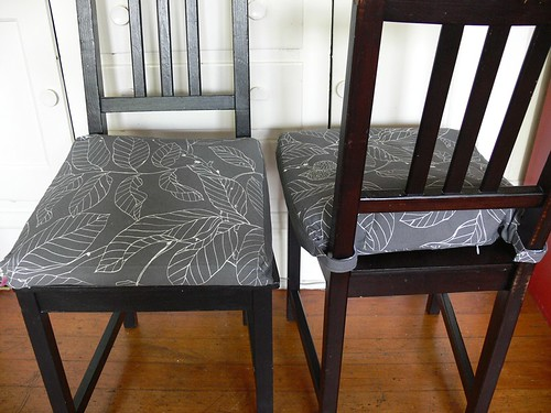 stumbles stitches feather your nest dining chair cushions