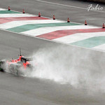 Charles Pic Marussia MR01 - Test F1 Mugello