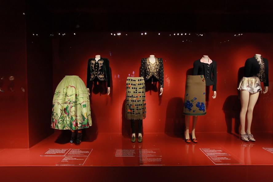 Schiaparelli  Prada exhibition _MET_IMG_8969