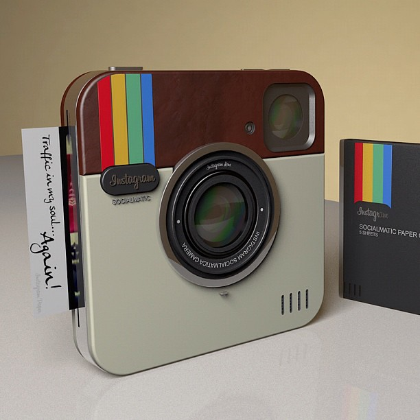 "The ""Too Good To Be True"" Instagram Camera!"