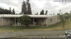 Hillcrest public housing, Renton, WA (via Google Earth)