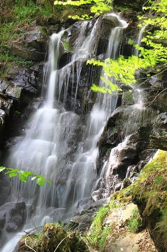Cascada . Efecto seda #Photography #Flickr #Foto  15