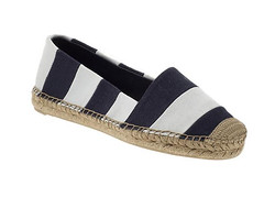 Ralph Lauren striped espadrilles