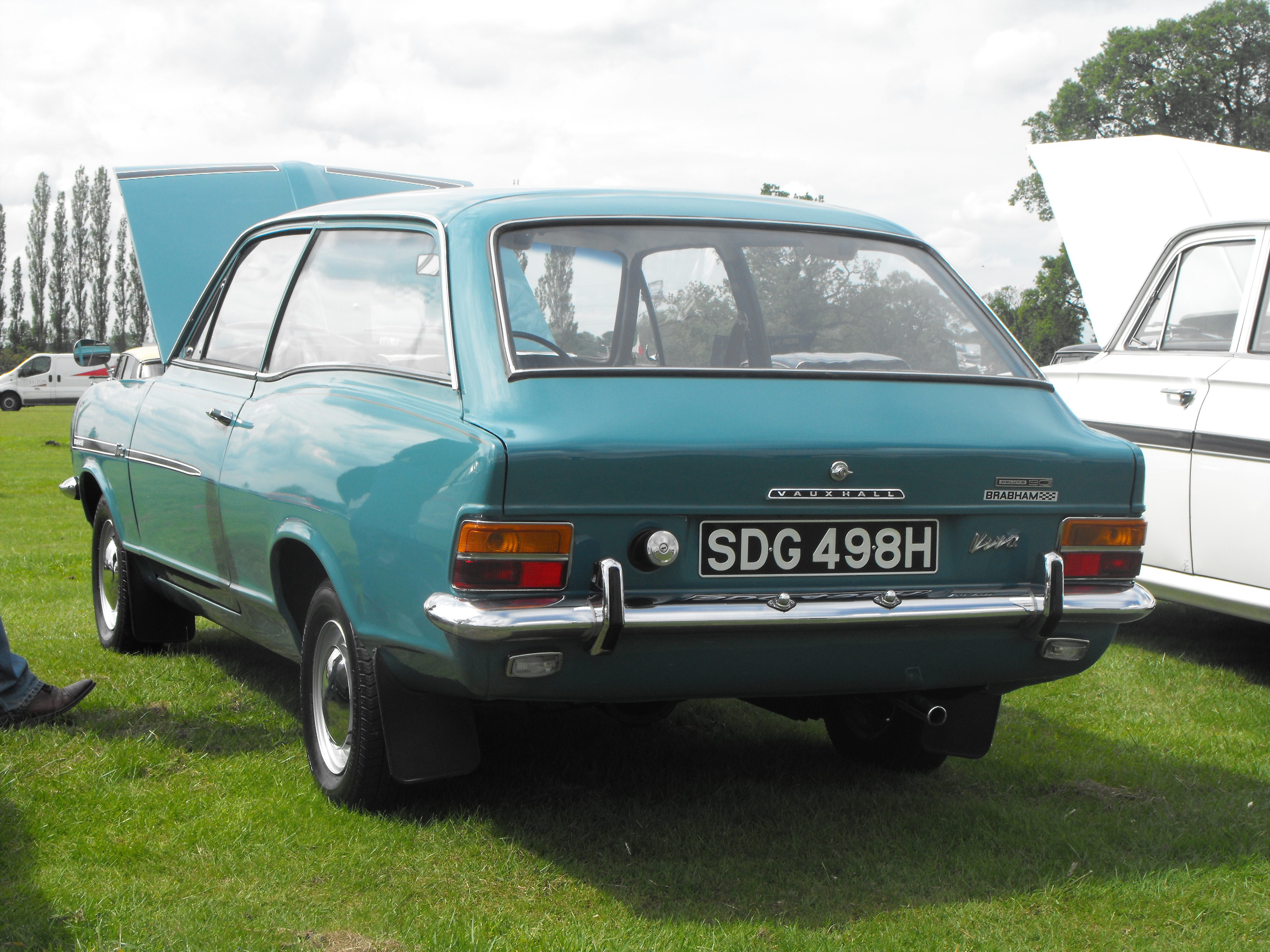 Image of Vauxhall-Opel Viva Brabham 1.2 8v - [1967]