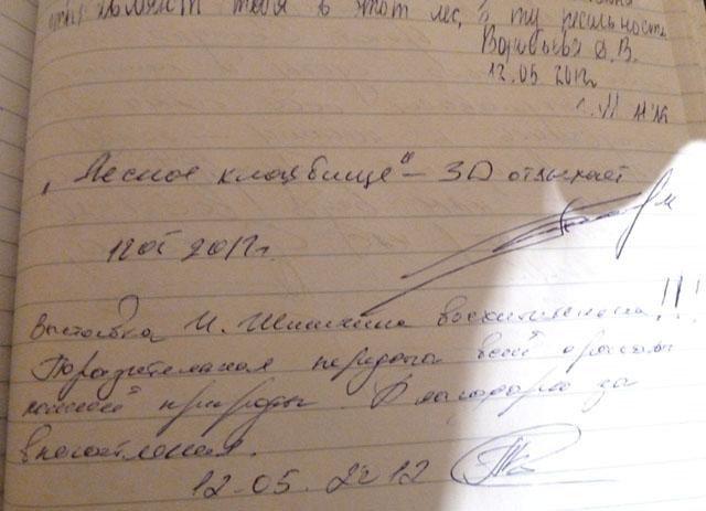 Шишкин отзыв к картине Лесное кладбище
