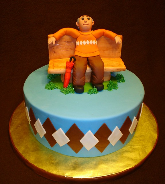Old Man Retirement Cake Flickr - Photo Sharing!
