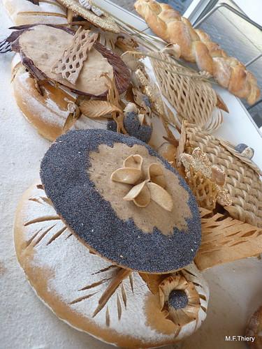 pains décoratifs