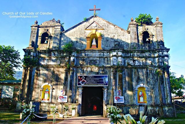 paracale church