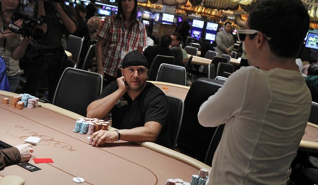 3014 Michael Mizrachi Busts Antonio Esfandiari and Jonathan Little