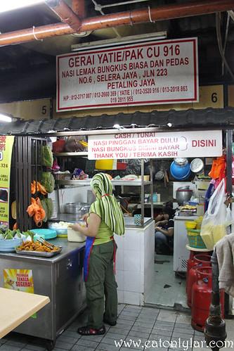 Nasi Lemak Yati, Selera Jaya 223