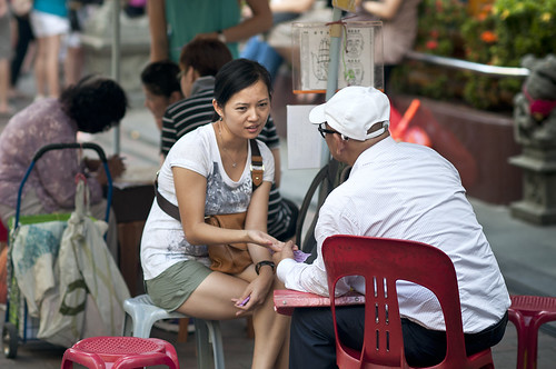 Palmistry in Singapore