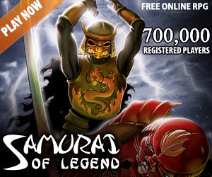 Samurai Of Legend RPG!