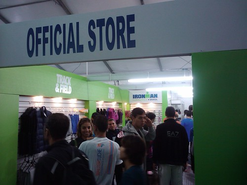 Estande Oficial T&F Expo IronMan