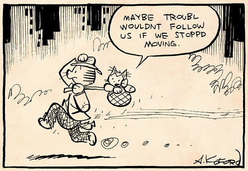 Laugh-Out-Loud Cats #1980 by Ape Lad