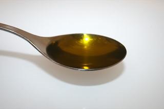 09 - Zutat Olivenöl / Ingredient olive oil