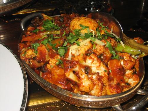 IMG_4809 The Maharaja Tofu veggie jalfrezi