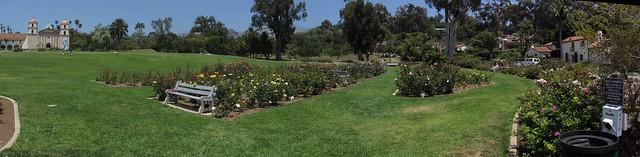 IMG_4943_5 120524 Santa Barbara Postel rose garden north Ice rm stitch99