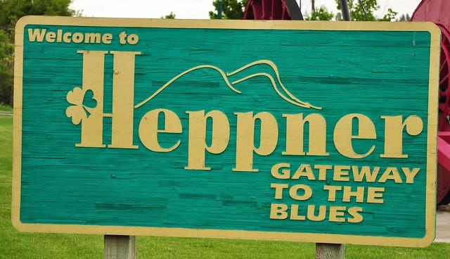 Welcome to Heppner