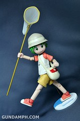 Revoltech Yotsuba DX Summer Vacation Set Unboxing Review Pictures GundamPH (47)