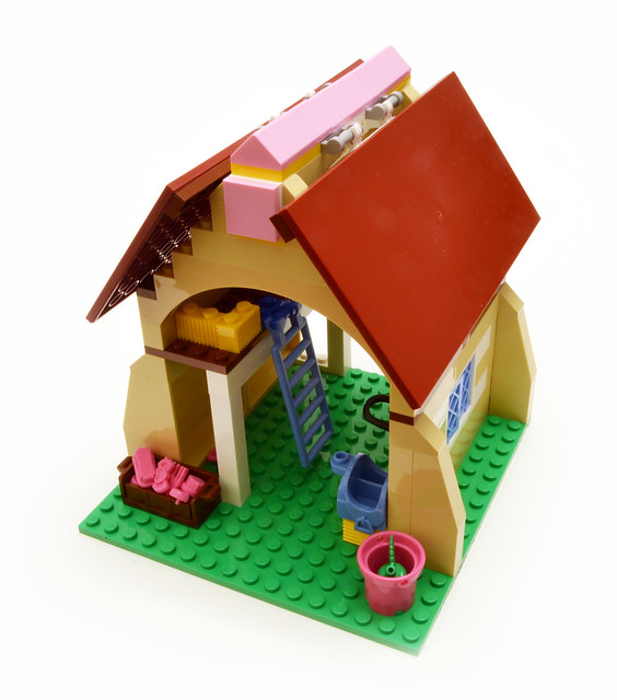 Review 3189 Heartlake Stables Lego Town Eurobricks Forums