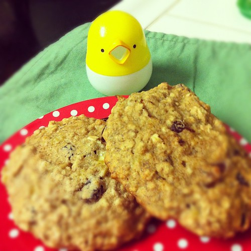 Cookie chick.