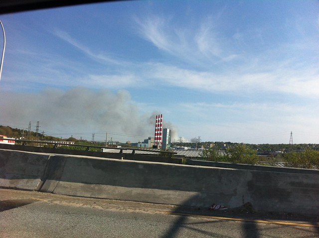Halifax on Fire?