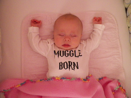 """Muggle Born"" Kaitlyn"