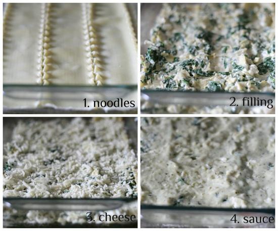 Spinach Artichoke Lasagna 15