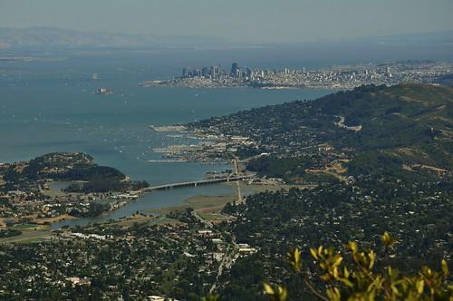 sf california usa mountains landscape hiking marin adventure