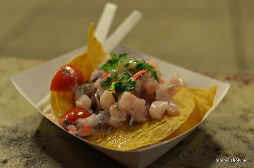 Eat Art Truck - King Fish Ceviche