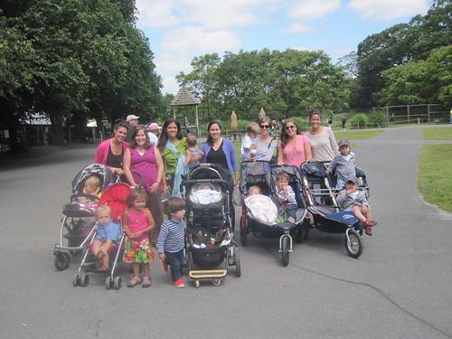 Mamas & Babies @ the Zoo!