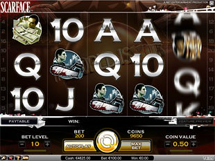Scarface slot game online review