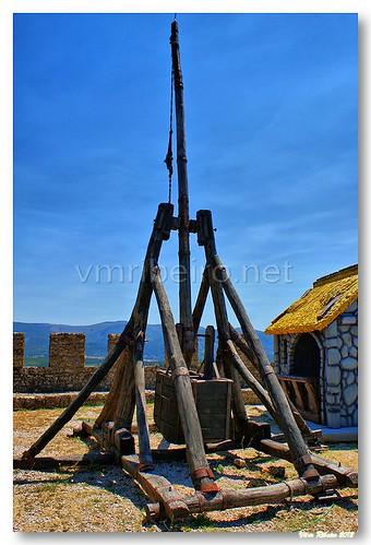 Trabuco medieval by VRfoto