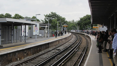 Lewisham station, London
