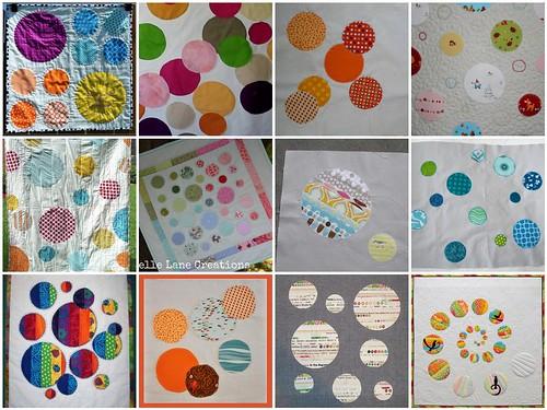 Kinky Bee inpsiration mosaic