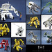 IHI Heavy Equipments by Izzo's LegoStyle