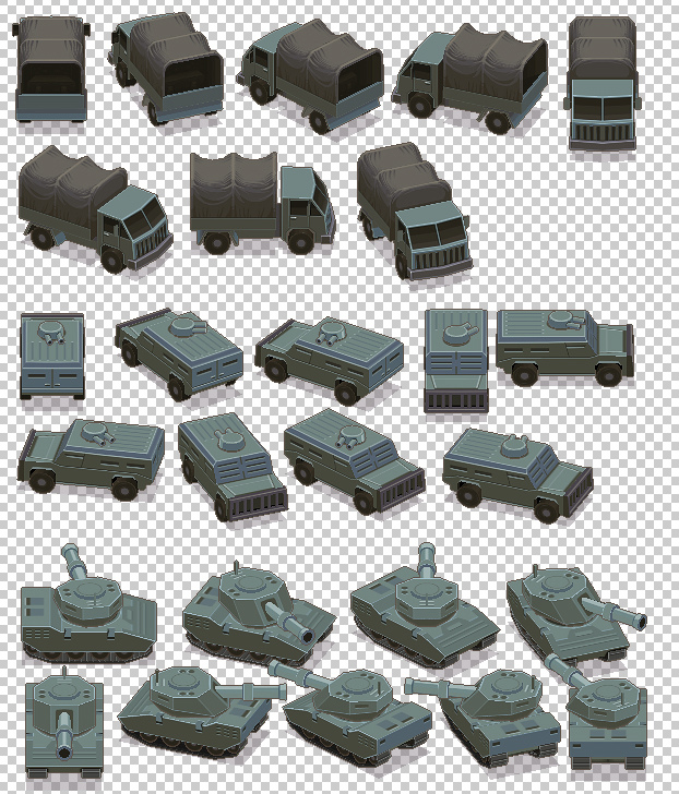 pixel art 3ds max