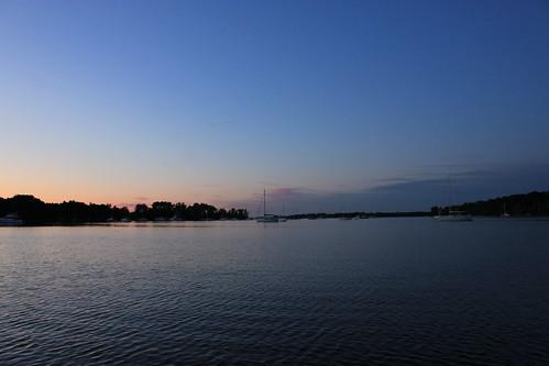 sunset sunrise lakechamplain