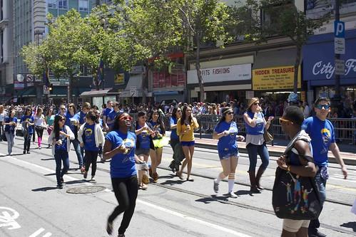 Lee / Warriors marchers