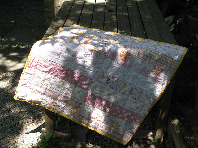 Alianna's Quilt by captain sharmie