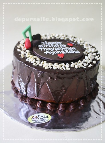 Bday Cake Raka's Mom