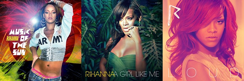 Cover Pack - PART 10 (Rihanna Collection Vol. 1)